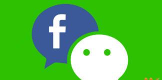wechat-facebook